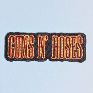Guns N' Roses - Sew On Patch